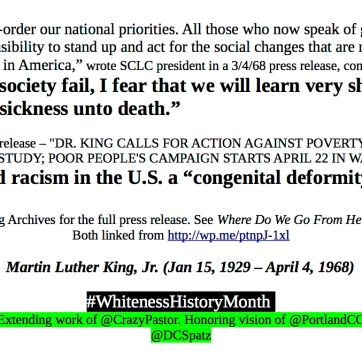Whiteness History Month #4.4