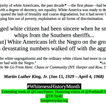 Whiteness History Month #4.55
