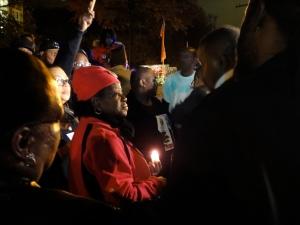 #Justice3Zo (Alonzo Smith) vigil, December 2015