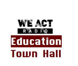 "Education Town Hall & ""Reform"" was here"