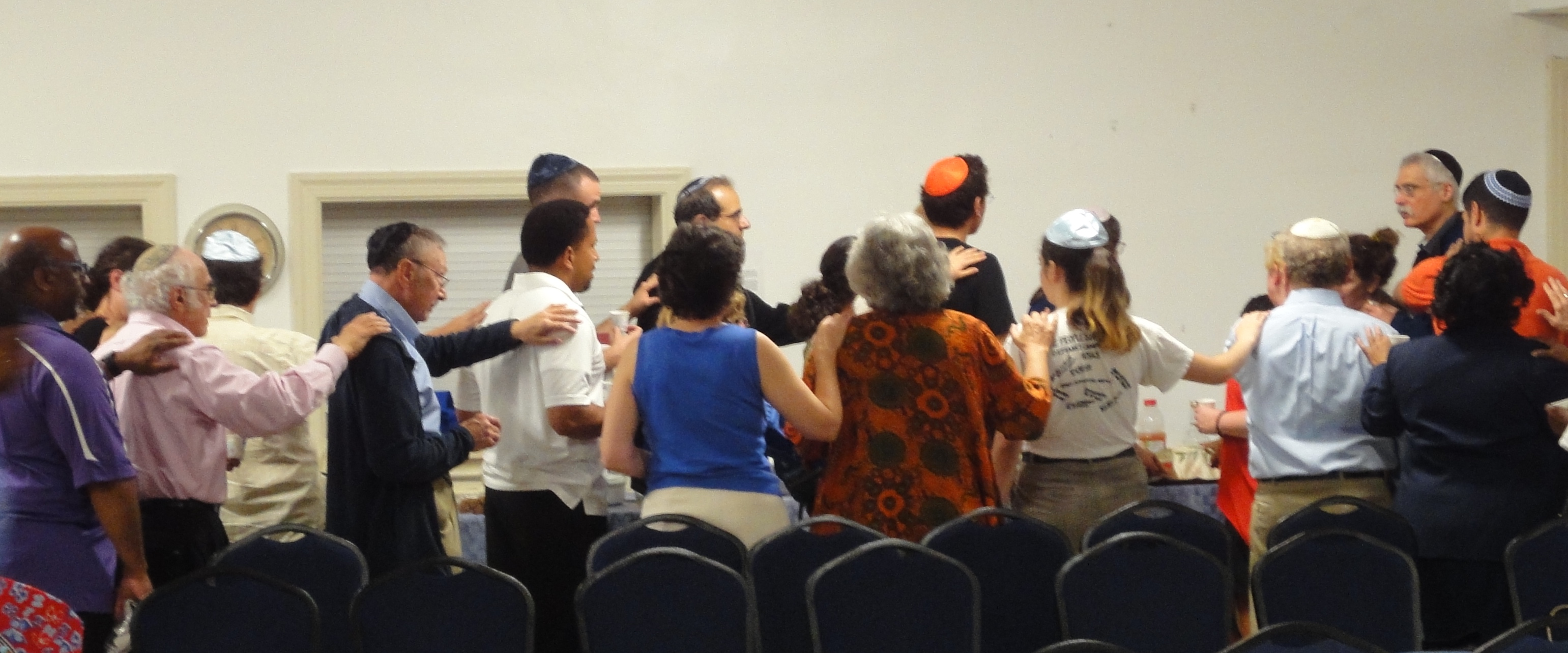 Bridging Differences Across Faith and Race: Hill Havurah and Mount Moriah